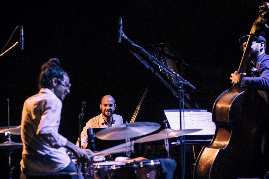 Shai Maestro Trio (photo © Magnus Palmquist Lunay)