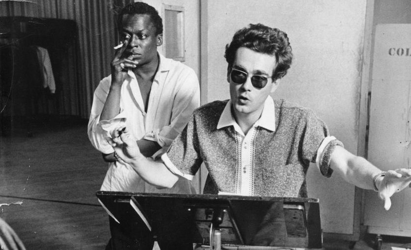 Miles Davis, Michel Legrand, 1958