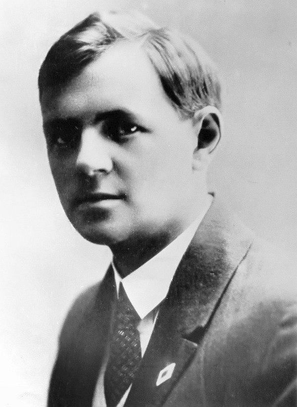 Генрих Терпиловский, фото ок. 1934