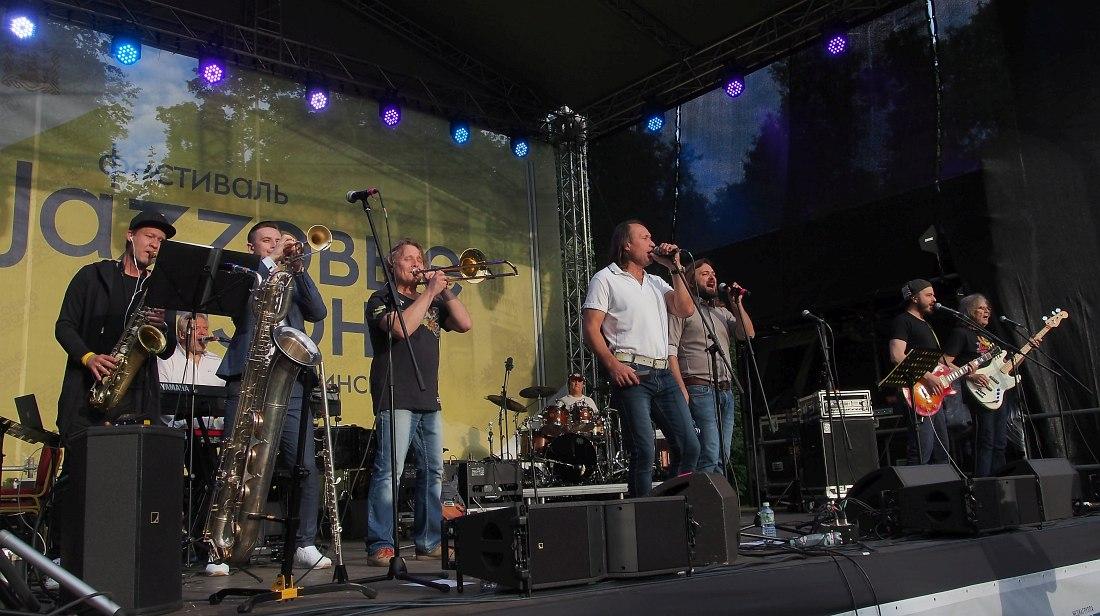 Leonid & Friends на фестивале «Jazzовые сезоны» в Горках Ленинских, 2018