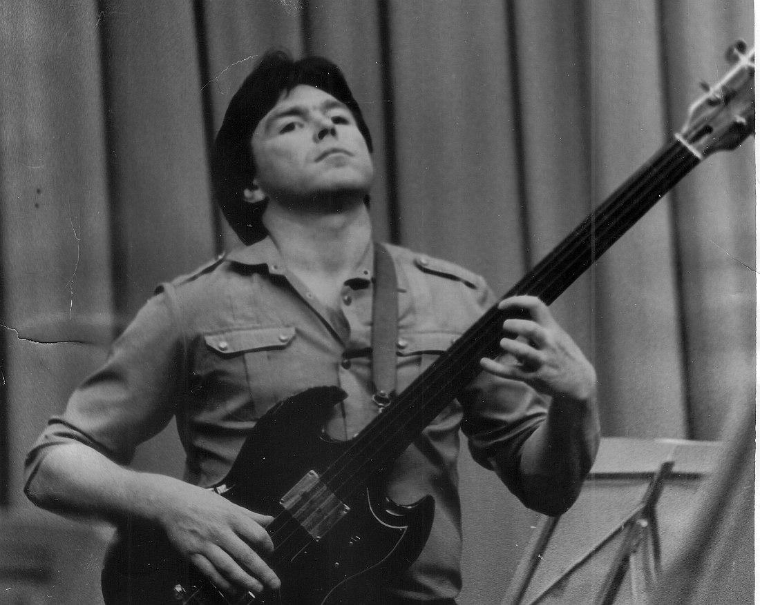 Концерт в Челябинском музыкальном училище. 1980-е гг.