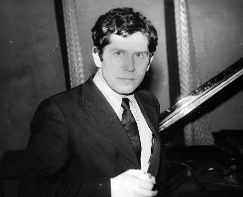 Леонид Винцкевич, 1973. После выпускного концерта в Казанской консерватории