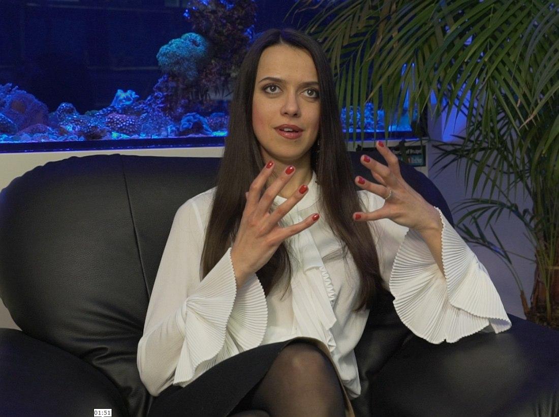 Оксана Войтенко. Интервью
