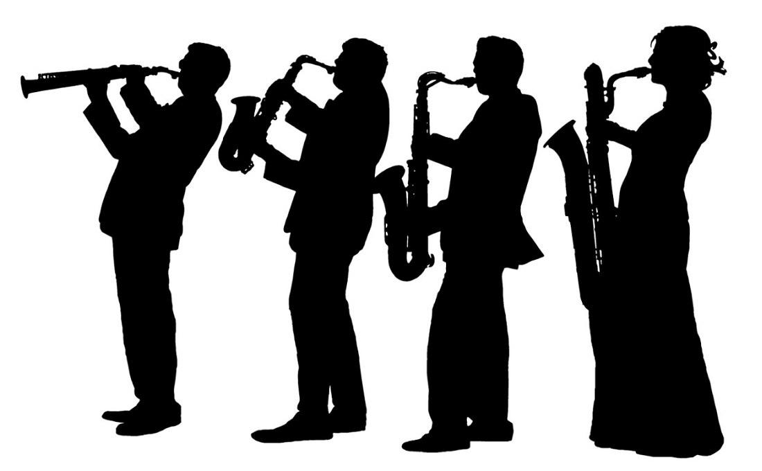 сопрано, альт, тенор, баритон-саксофоны