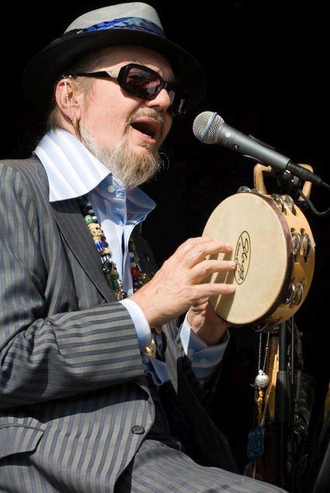 Dr. John, Stockholm Jazz Festival 2009 (фото © Павел Корбут)