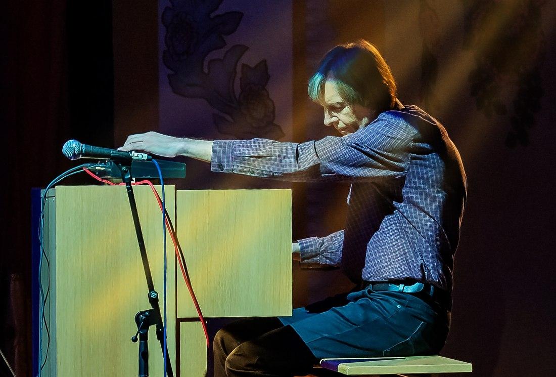 Владимир Хомяков (фото © Надежда Пелымская)