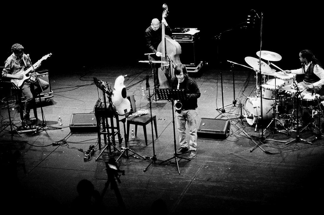 Даннеман, Кёртис, Стригалёв, Калвэр: концерт в Александринском театре, лето 2018 (фото © Евгений Петрушанский)