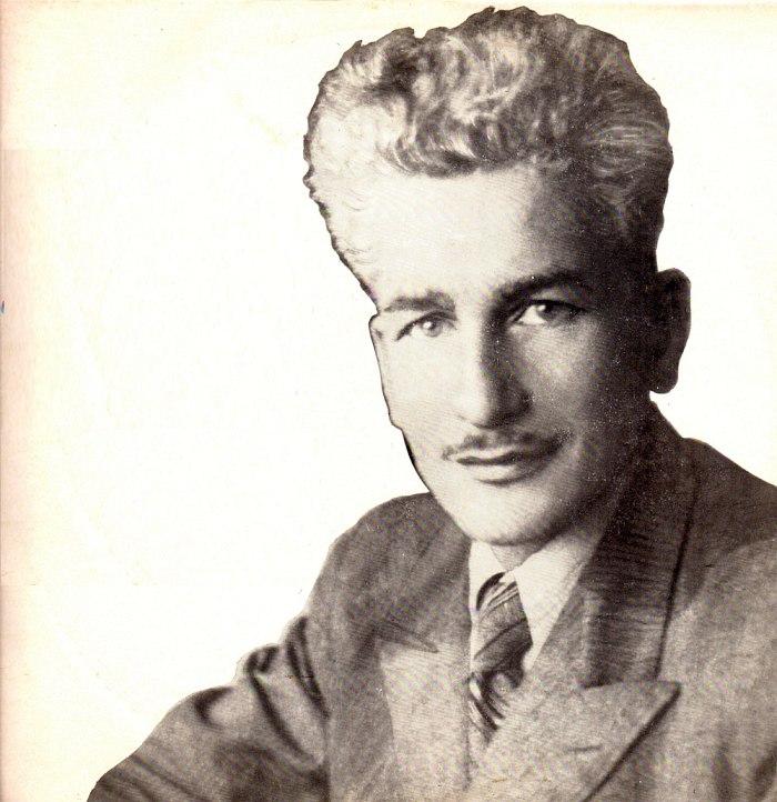 Александр Варламов. 1930-е гг.
