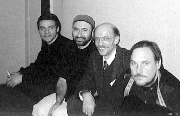 Аркадий Шилклопер, Михаил Альперин, Игорь Рыбак, Сергей Старостин