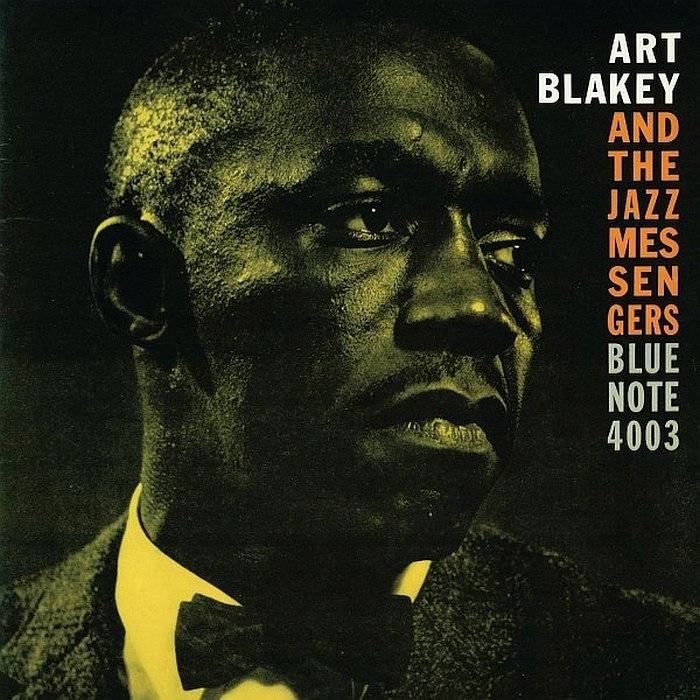 Обложка альбома «Art Blakey and the Jazz Messengers»
