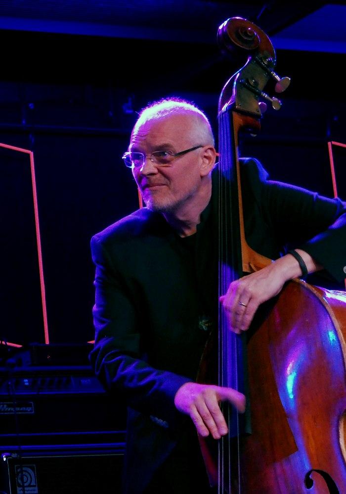 Ларс Даниэльссон на фестивале Jazzkaar в Таллине, 2015 (фото © Кирилл Мошков, «Джаз.Ру»)
