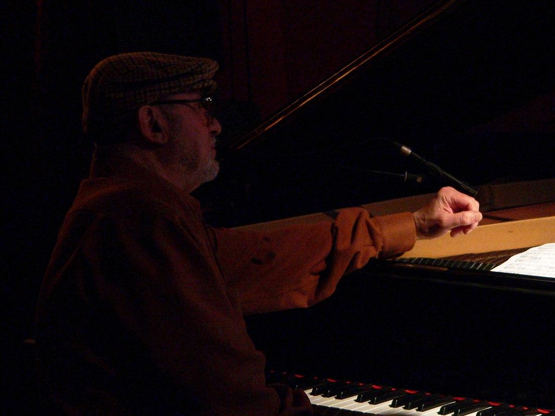 Милчо Левиев в московском джаз-клубе «Синяя Птица», 2006