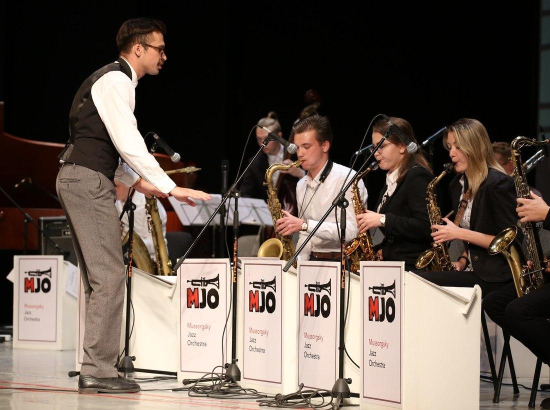 Сергей Богданов и Mussorgsky Jazz Orchestra