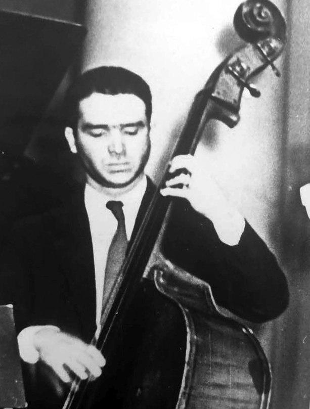 Вадим Неплох в 1960-е гг.