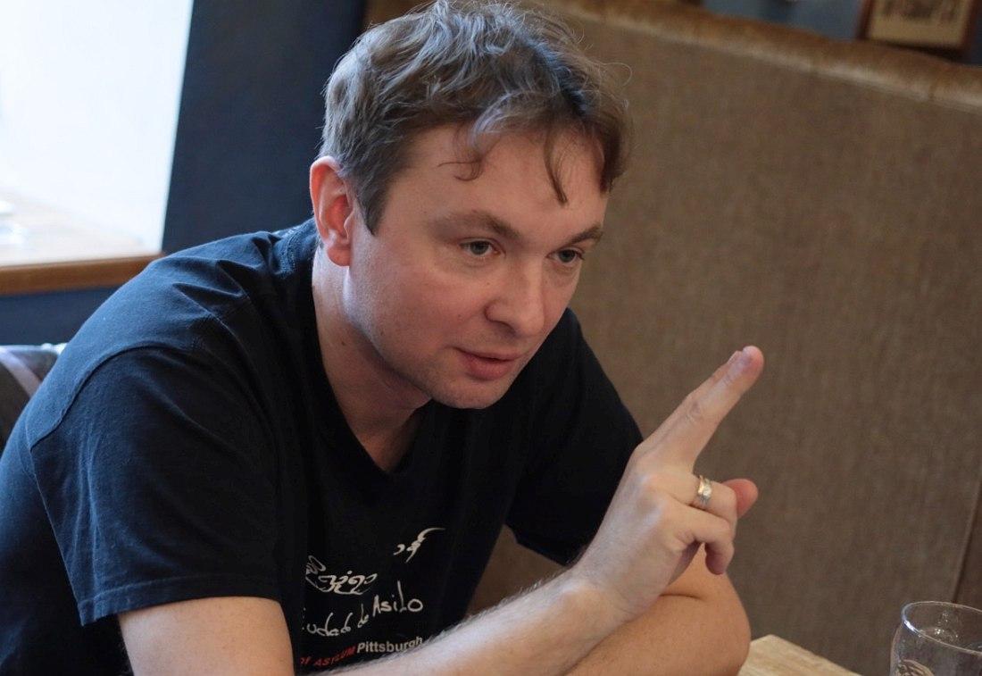 Алексей Круглов. Фото © Юрий Гурченков