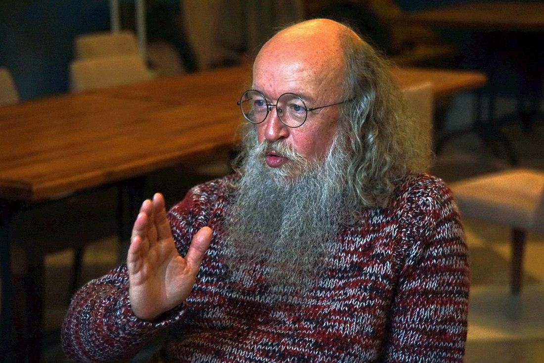 Сергей Летов. Фото © Дмитрий Конрадт