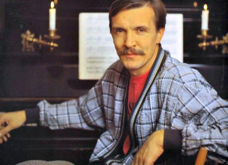 Николай Левиновский. Середина 1980-х
