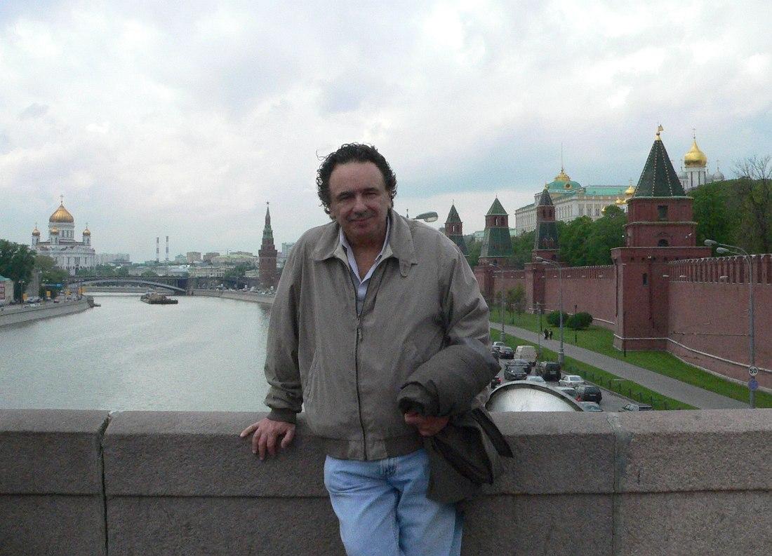 Клаудио Родити в Москве, май 2007 (фото © Кирилл Мошков, «Джаз.Ру»)