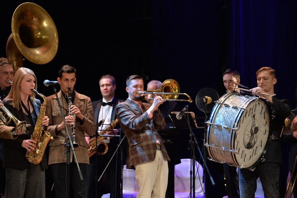 Kickin' Jass Orchestra (фото © Надежда Пелымская)