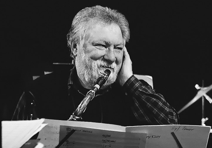 Evan Parker (photo © Kirill Polonsky)