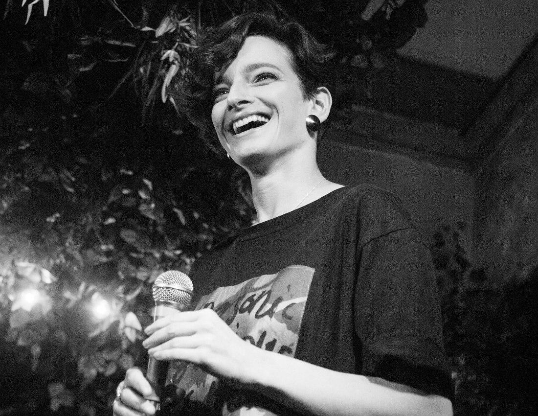 Алина Ростоцкая (фото автора)