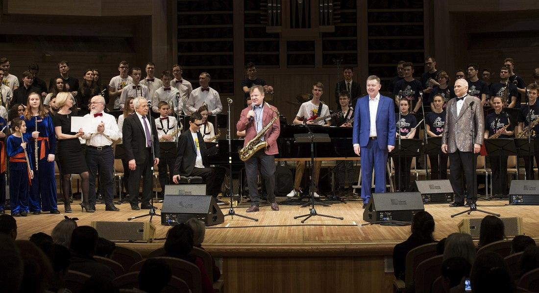 Гала-концерт: на сцене все участники