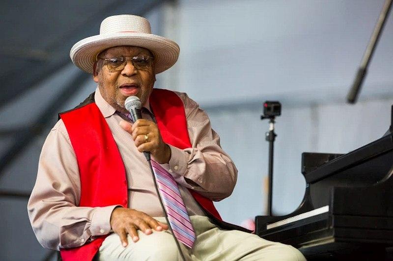 Эллис Марсалис на Фестивале джаза и культурного наследия в Нью-Орлеане (фото © AP)