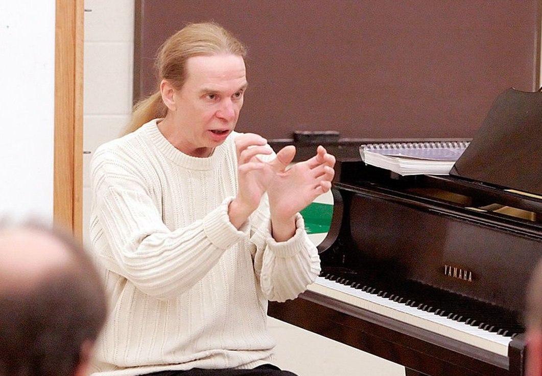 Мастер-класс Лайла Мэйза, 2009.