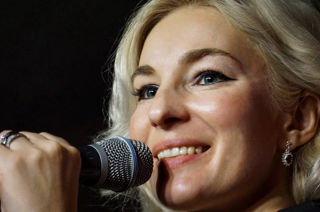Диана Поленова (фото: Маргарита Шол)