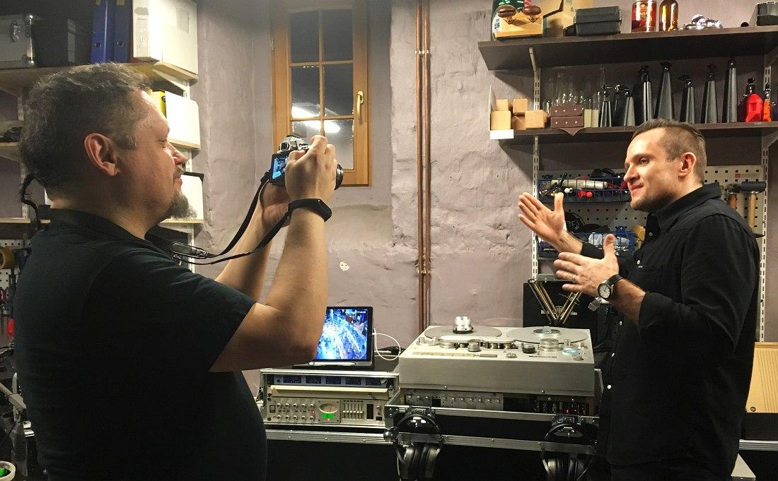 Марекс Америкс (справа): интервью «Джаз.Ру»