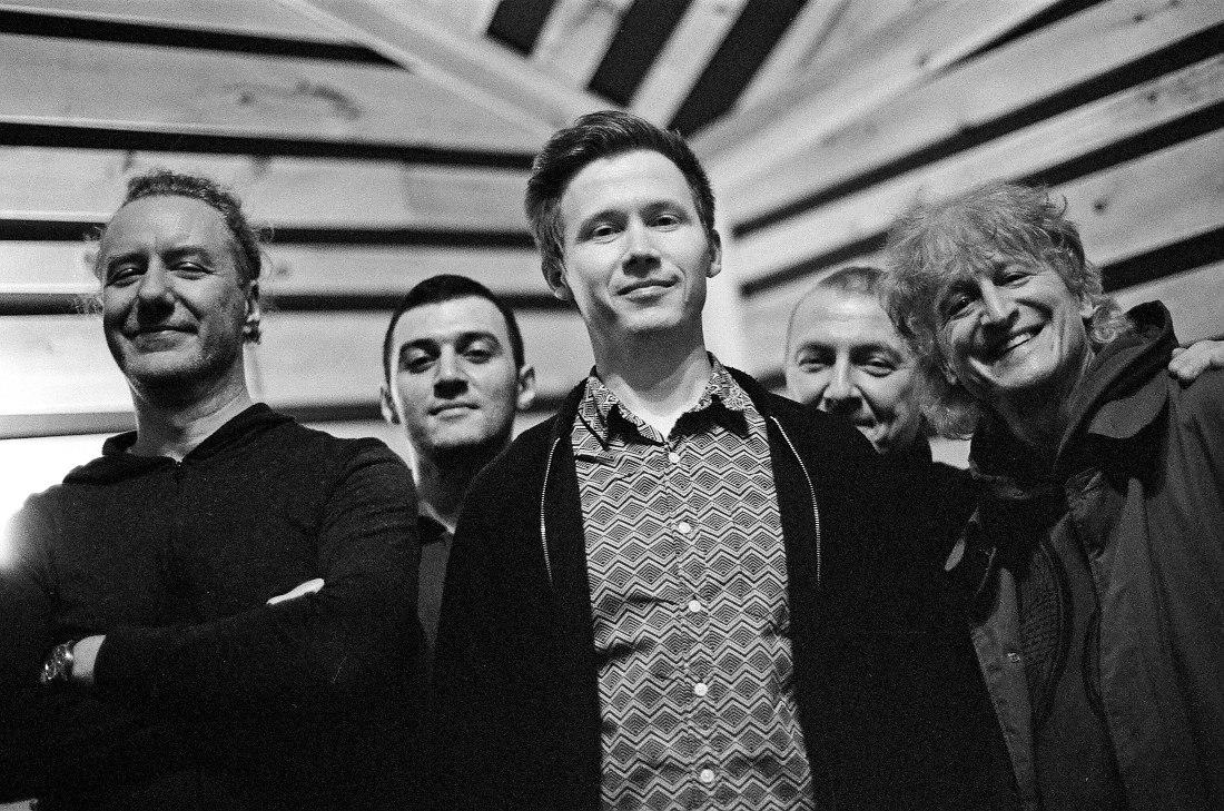 Адам Роджерс, Самвел Саркисян, Азат Баязитов, Борис Козлов, Давид Кикоски (фото © Евгений Петрушанский)