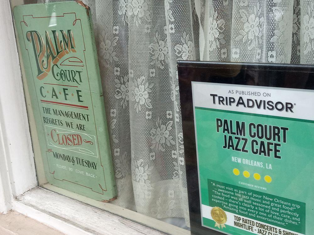 Palm Court Jazz Café