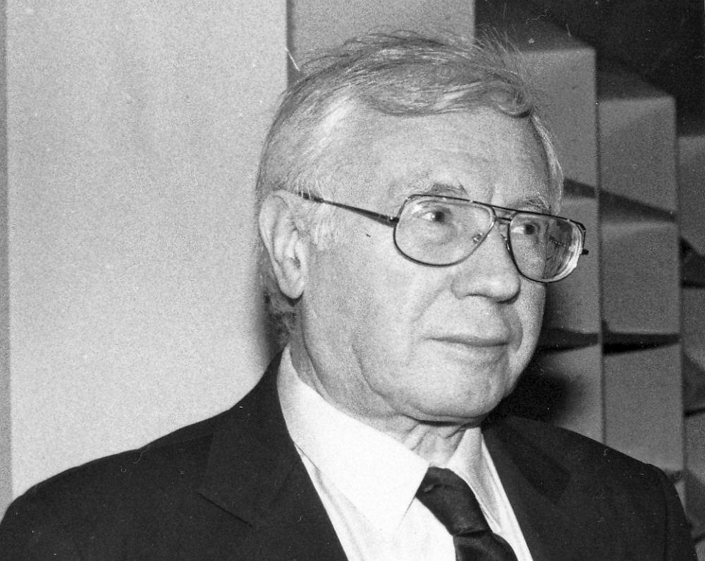 Портрет Юрия Саульского (фото © Анисим Соркин, 1990-е)