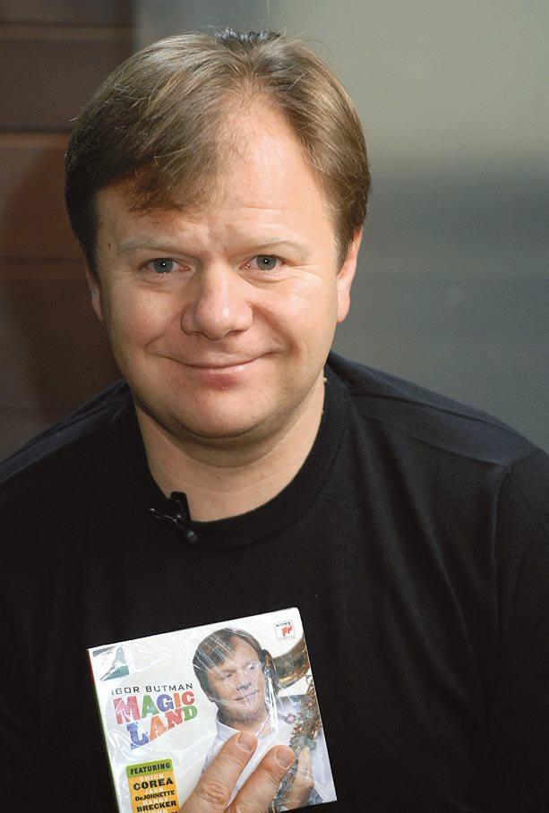 Интервью после выхода альбома, 2007 (фото © Павел Корбут)