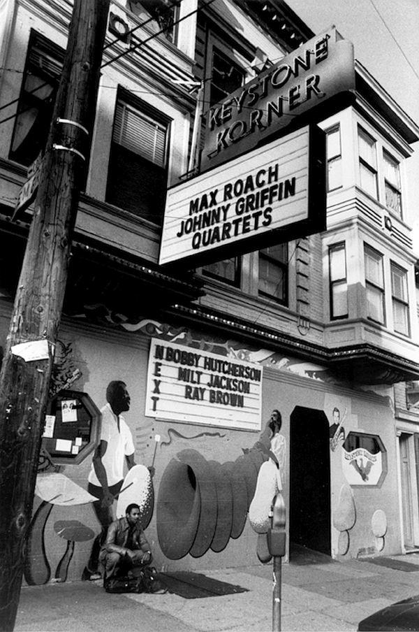 Джазовая жизнь в Сан-Франциско в начале 1980-х