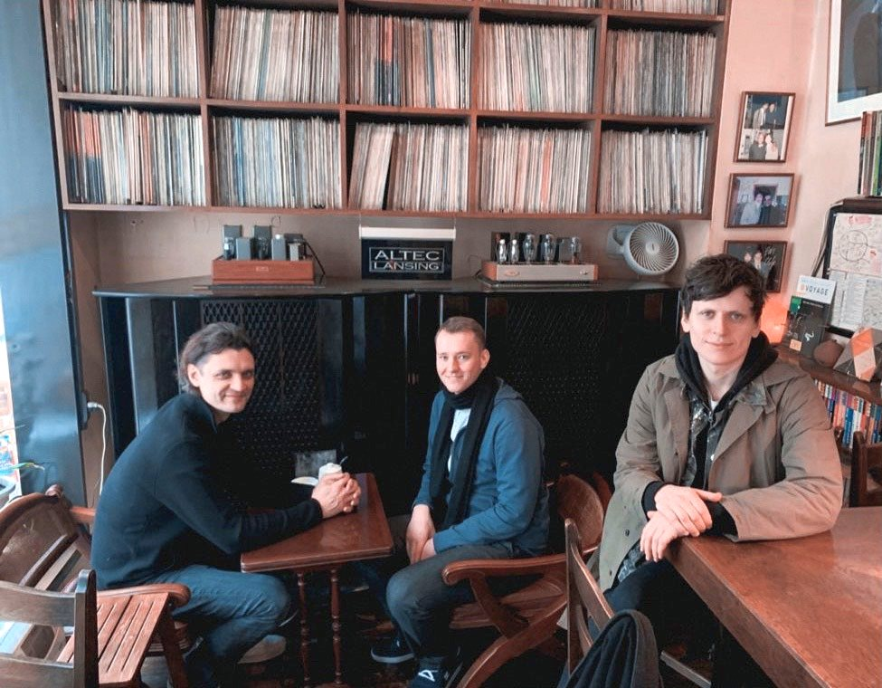 Антон Ревнюк, Евгений Лебедев, Игнат Кравцов