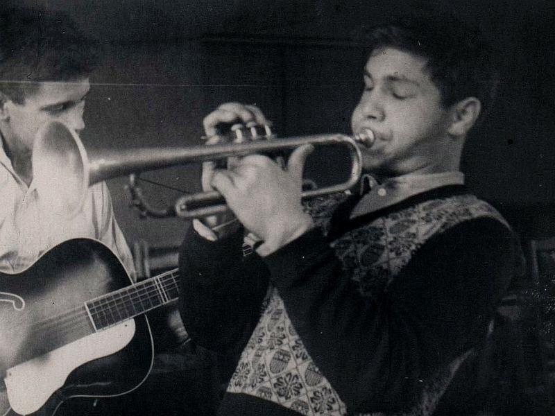 Александр Банных. Воронеж, 1963. Фото © Валерий Кацнельсон