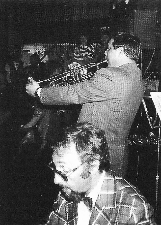 «БФ-2» - А.Б. и Виктор Фридман. 1991. Фото © Виктор Фридман
