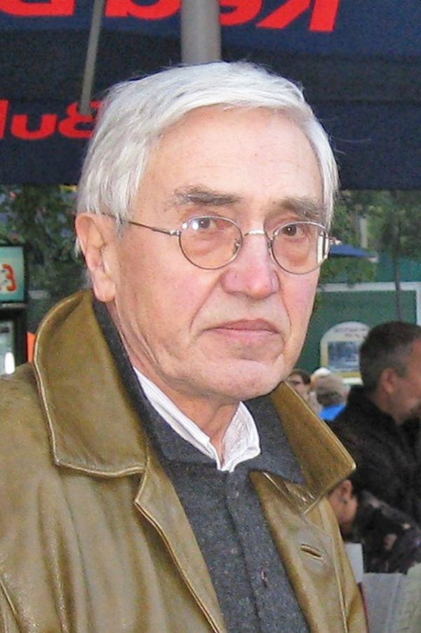 Игорь Берукштис в Москве, середина 2000-х (фото © Александр Забрин)