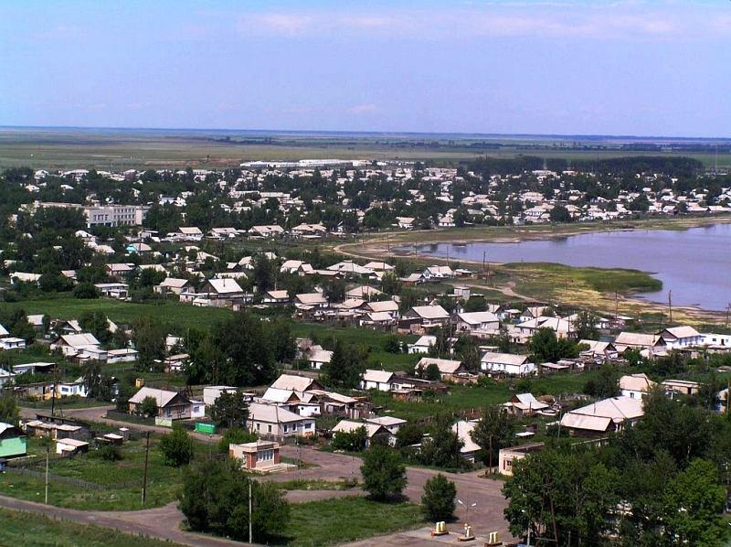 Райцентр Бурла, Алтайский край