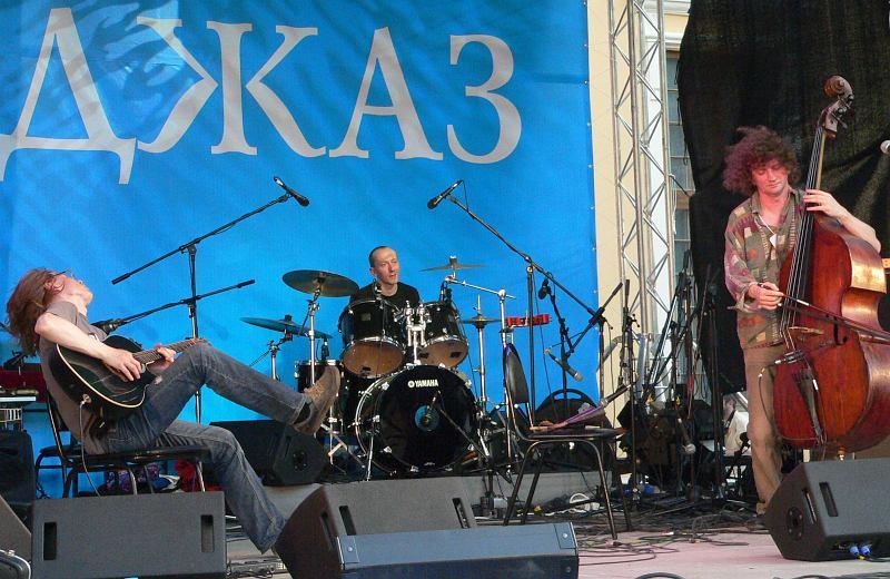 «Волковтрио», 2006 (фото © Кирилл Мошков)