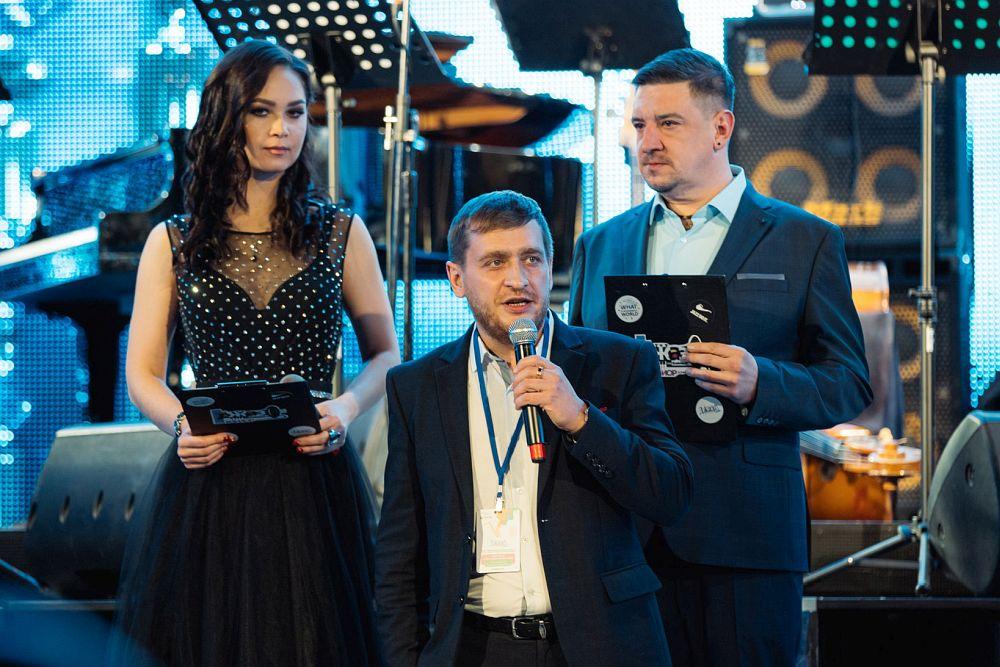 Руководитель фестиваля «Джаз на Байкале» Александр Филиппов, заслуженный работник культуры и искусства Иркутской области