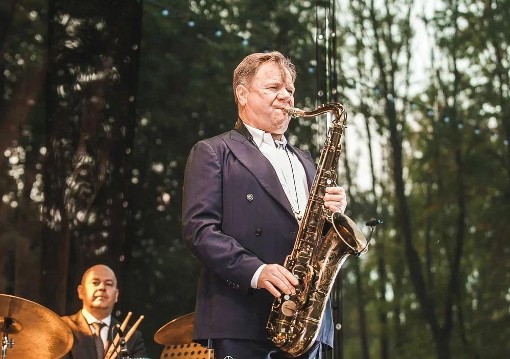 Эдуард Зизак и Игорь Бутман