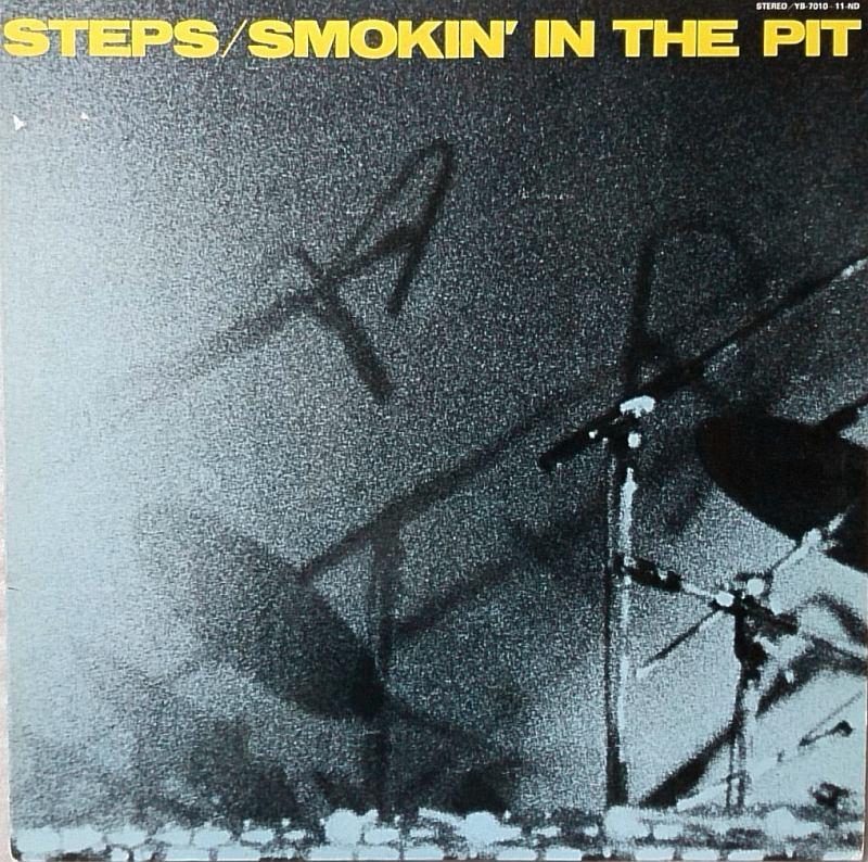 обложка оригинального винилового издания 1980 г.