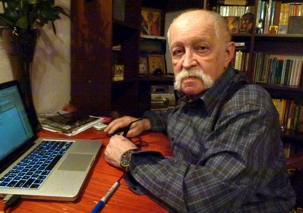 Алексей Зубов. Интервью в Москве, декабрь 2013