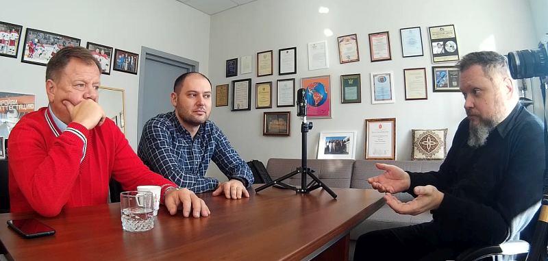 Игорь Бутман, Роман Христюк, Кирилл Мошков