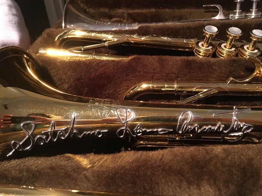 Некоторые из труб — уникальные штучные инструменты ручной работы...