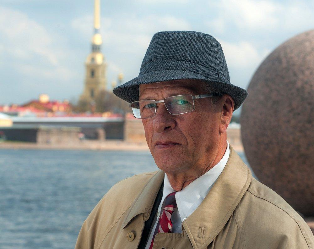 Давид Голощёкин (фото © Евгений Елинер)