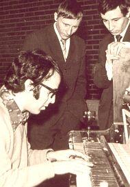 1976, Москва: Боб Джеймс, Владимир Данилин, Андрей Товмасян