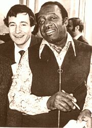 Андрей Товмасян и Милт Хинтон, 1970-е